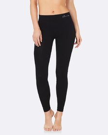 Boody Eco Wear Full Leggings Black