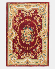 Utopia Persian Style Rug Red