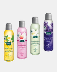 "Kneipp Shower Foam ""Spoil Her"" Set of 4"