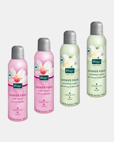 """Kneipp Shower Foam """"Soft & Gentle"""" Set of 4"""