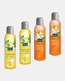 "Kneipp Shower Foam ""Kissed & Happy"" Set of 4"