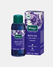 "Kneipp Bath Oil ""Relaxing Lavender"" 100 ml"