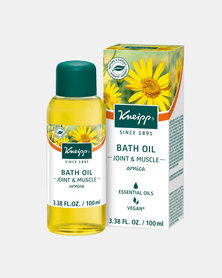 "Kneipp Bath Oil Arnica ""Joint & Muscle"" 100 ml"