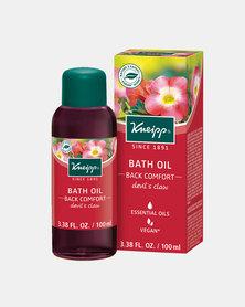 "Kneipp Bath Oil Devil's Claw ""Back Comfort"" 100 ml"