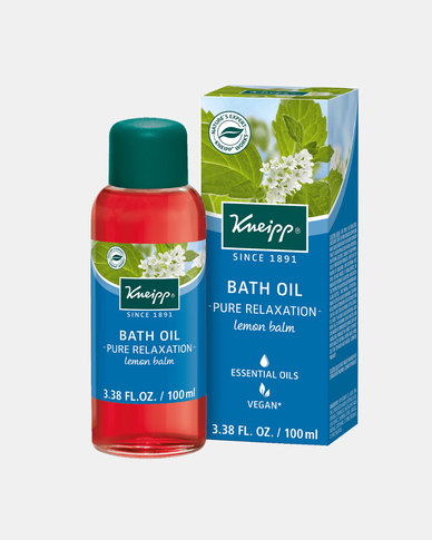 Kneipp Bath Oil Lemon Balm