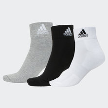 3-STRIPES PERFORMANCE SOCKS 3 PAIRS