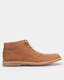 Grasshoppers Orlando Trapper Whiskey Boots