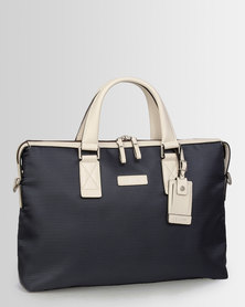 Cellini Destiny Slimline Laptop Bag Midnight Blue
