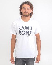 O'Neill Sawubona T-Shirt White