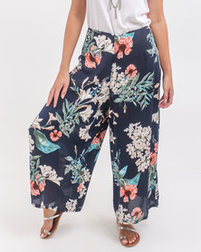 O'Neill Coco Pants Navy Floral
