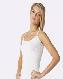 Boody Eco Wear Cami Top White - 2 Pack