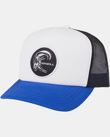 O'Neill Original Trucker Cap White