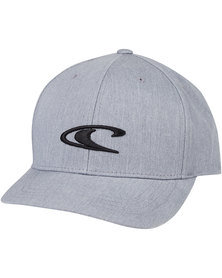 O'Neill Wave Flexfit Cap Grey