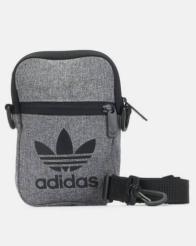 adidas Originals Melange Fest Bag Black