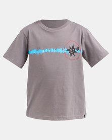 Volcom Boys Mag Stretch T-Shirt Sedona