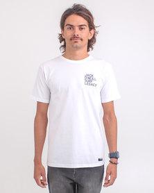 O'Neill Aligned T-Shirt White