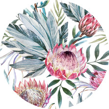 Hey Casey! Rectangular Mouse Pad - Proteas
