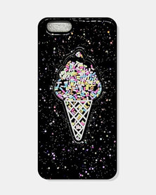 Naked Eyewear iPhone 7 Cover Glitter Ice Cream