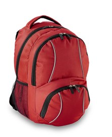 Always Summer Madagascar Backpack Red