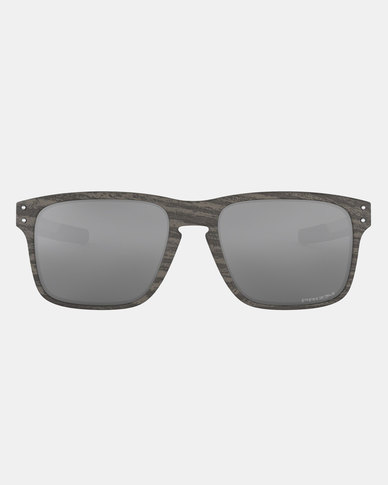 Oakley Prizm Sunglasses Woodgrain Black