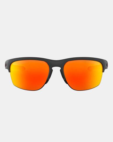 Oakley Prizm Ruby Sunglasses Matte Black Ink