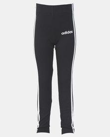 adidas Performance YG E 3S Tights Black