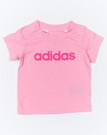 adidas Originals I Lin Tee Light Pink