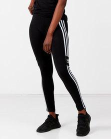 adidas Originals Trefoil Tights Black