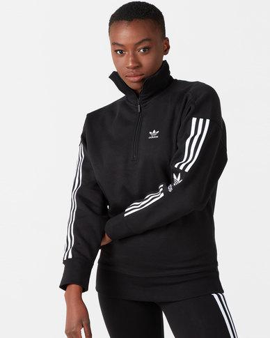 adidas Originals Lock Up Sweater Black