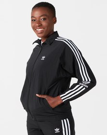 adidas Originals Lock Up Track Top Black