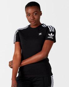 adidas Originals Lock Up Tee Black