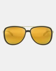 Oakley 24K Iridium Sunglasses Velvet Black
