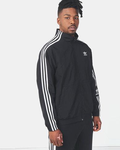 adidas Originals New Icon Track Top Black
