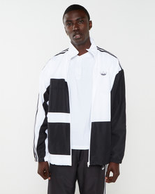 adidas Originals Asymmetrical Track Jacket Multi