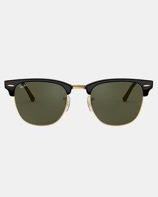 Ray-Ban Clubmaster Sunglasses Black