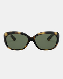 Ray-Ban Jackie Ohh Sunglasses Light Havana