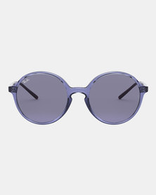 Ray-Ban RB4304 Transprent Sunglasses Violet