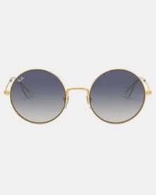 Ray-Ban Ja-Jo Sunglasses Gold