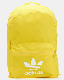 adidas Originals Ac Class Backpack Yellow