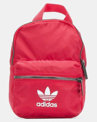 adidas Originals BP ESSENTIAL MARINE Grey Bags Rucksacks