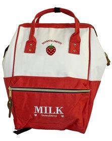 15 Inch 20 Litre Multi Fuction Backpack Bag-Red