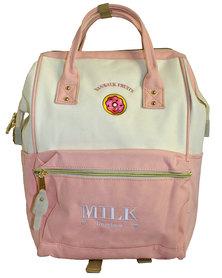 FINO Multi Fuction Backpack Bag Pink