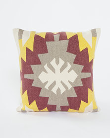 Utopia Aztec Scatter Cushions Multi