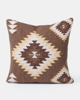 Utopia Small Aztec Scatter Cushion