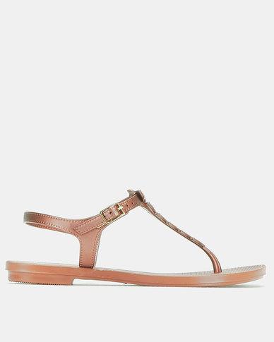 Grendha Glamorous Sandal Bronze