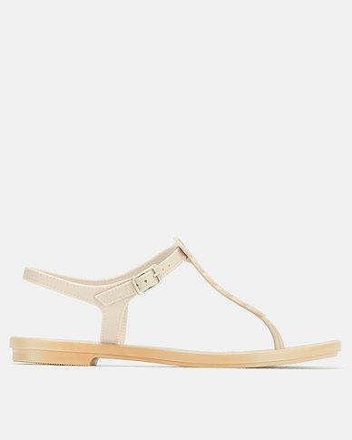 Grendha Glamorous Sandal Beige