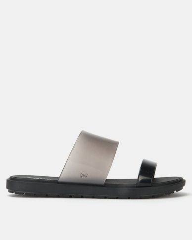 ZAXY Pulse Slides Black