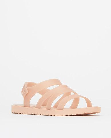 ZAXY Spring Sandals Pink