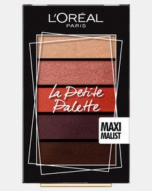 Mini Palette 01 Maximalist by L'Oreal Paris