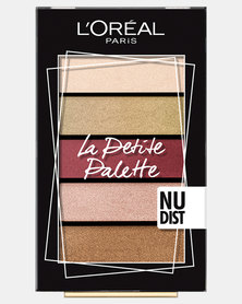 Mini Palette 02 Nudist by L'Oreal Paris